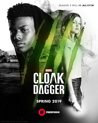 Marvel's Cloak And Dagger - Stagione 2 (2019) (4/10) WEB-DLMux 1080P ITA ENG AC3 H264 mkv
