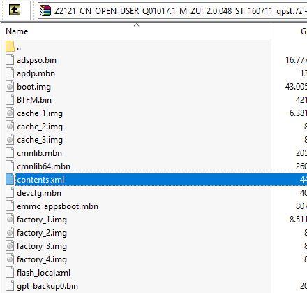 HOWTO] Flash a Stock ZUI ROM (ZUK Z2 Pro Z2121 only!) | ZUK Fans Europe