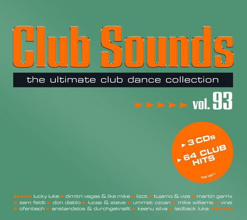 Club Sounds Vol. 93 (2020)