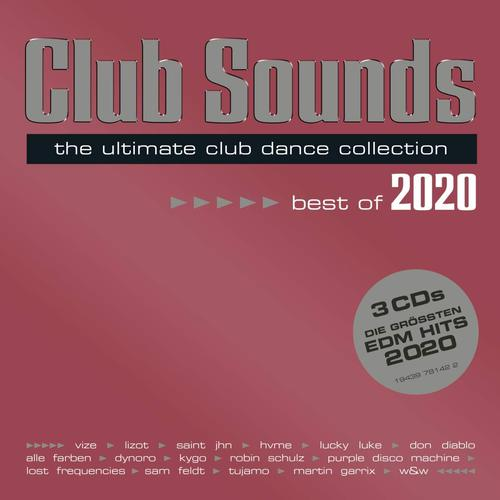 Club Sounds - Best of 2020 (2020)