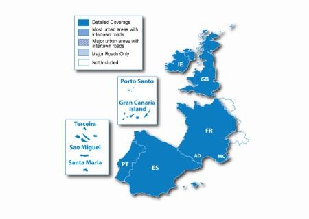 Garmin City Navigator Europe NT 2018 10 Full Europe IMG