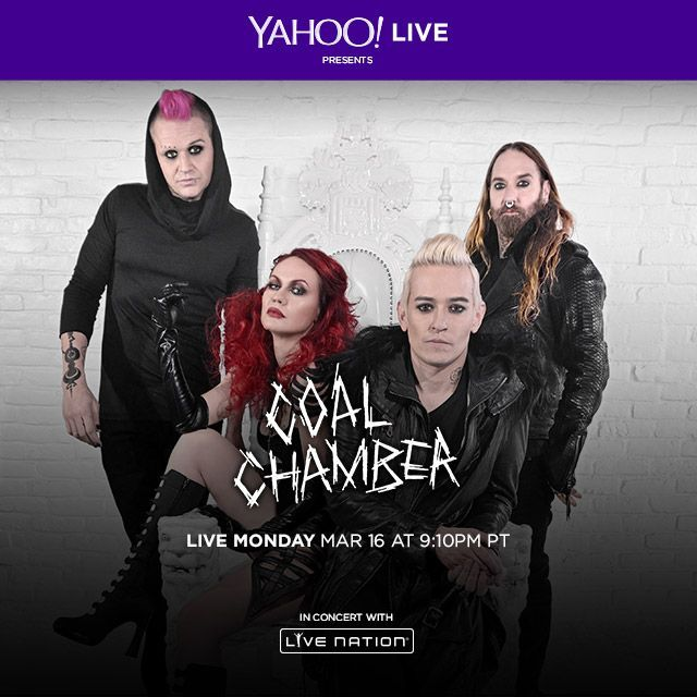 Coal Chamber – Summit Music Hall 2015 [WebDL]