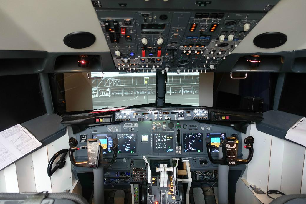 boeing 737 ng home cockpit kauf verkauf ils flightforum. Black Bedroom Furniture Sets. Home Design Ideas