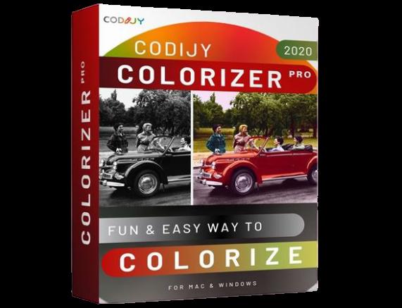 CODIJY Colorizer Pro v3.7.6 (x64)
