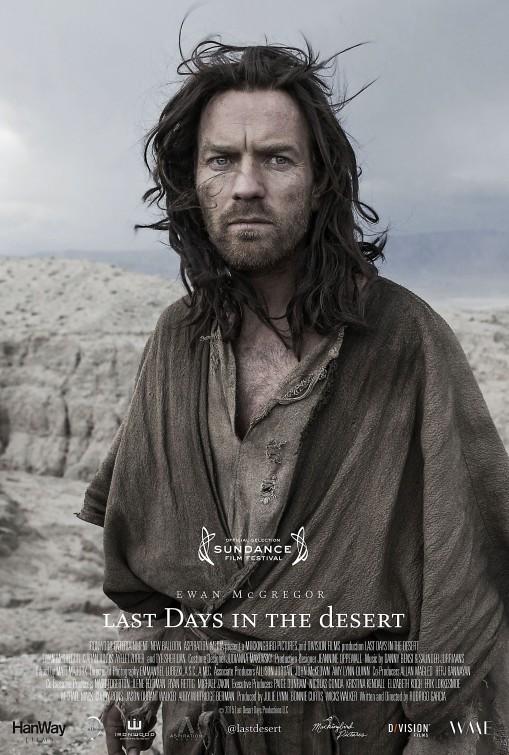 Çölde Son Gün Film indir