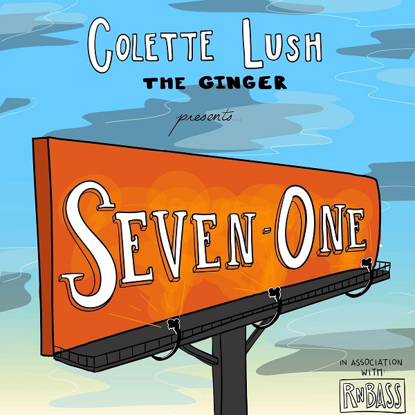 Colette Lush - Seven-One