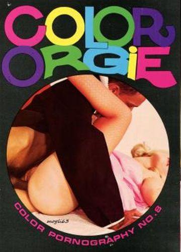 Cover: Color Orgie No 08