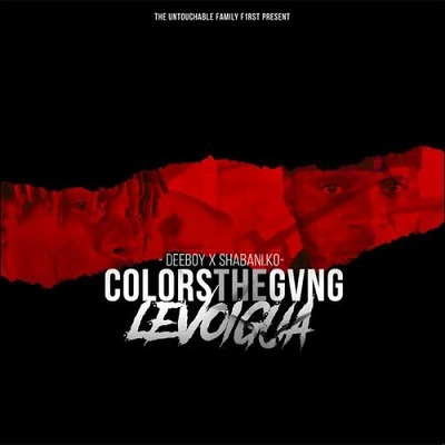Colors The Gvng - Levoigua (2018)