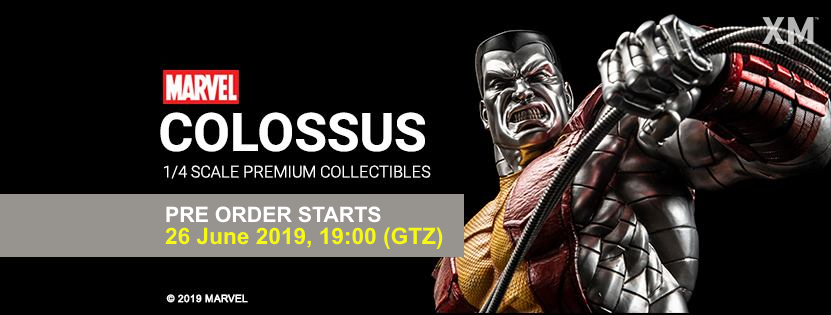 Premium Collectibles : Colossus Colossuspobannerbzjgo
