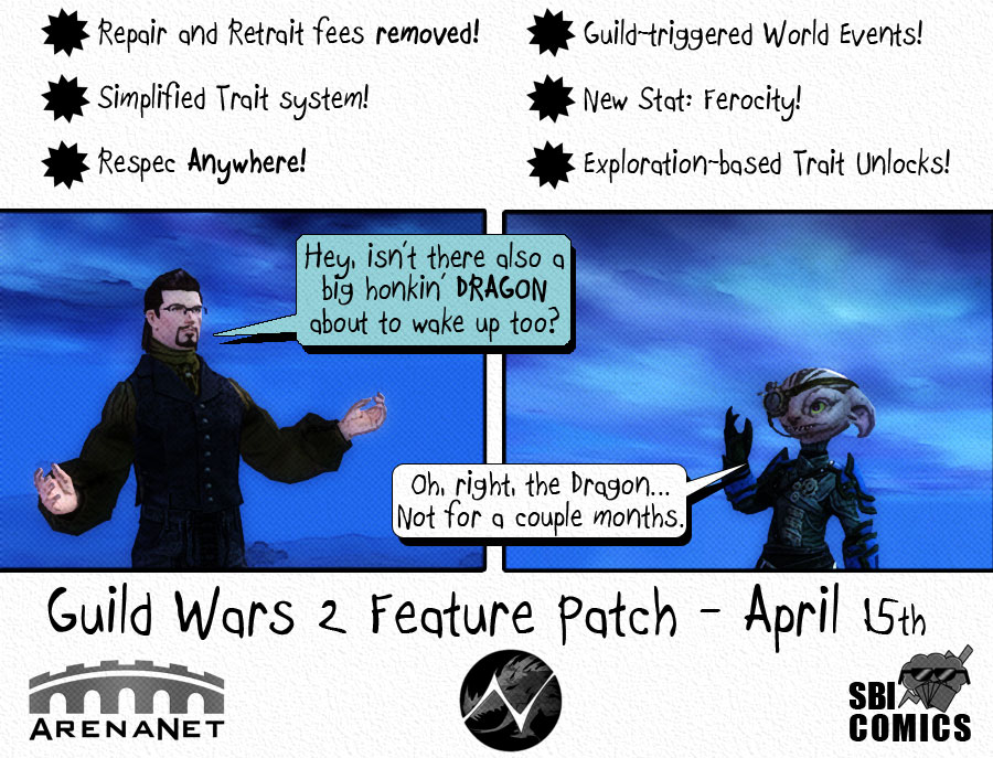 Guild Wars 2 - Spring 2014 Feature Update (April 15th) | NeoGAF