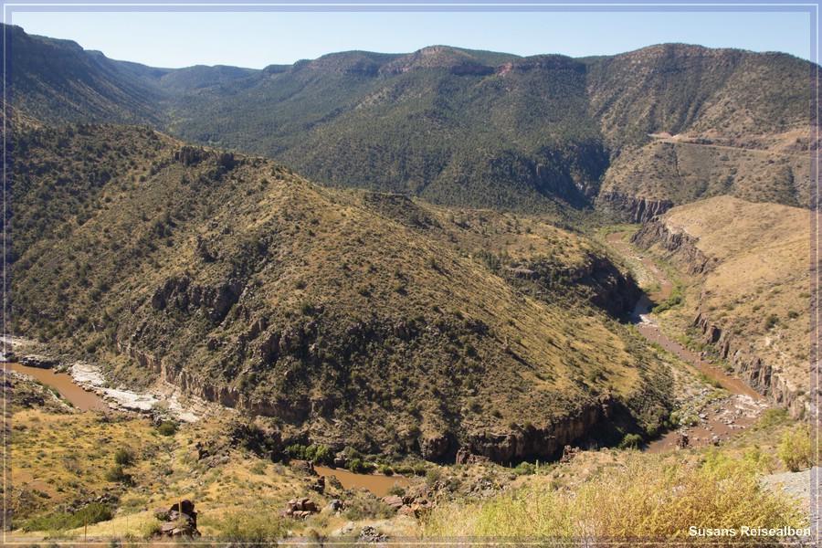 Salt River Canyon Overlook 2