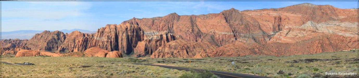 Snow Canyon SP Panorama