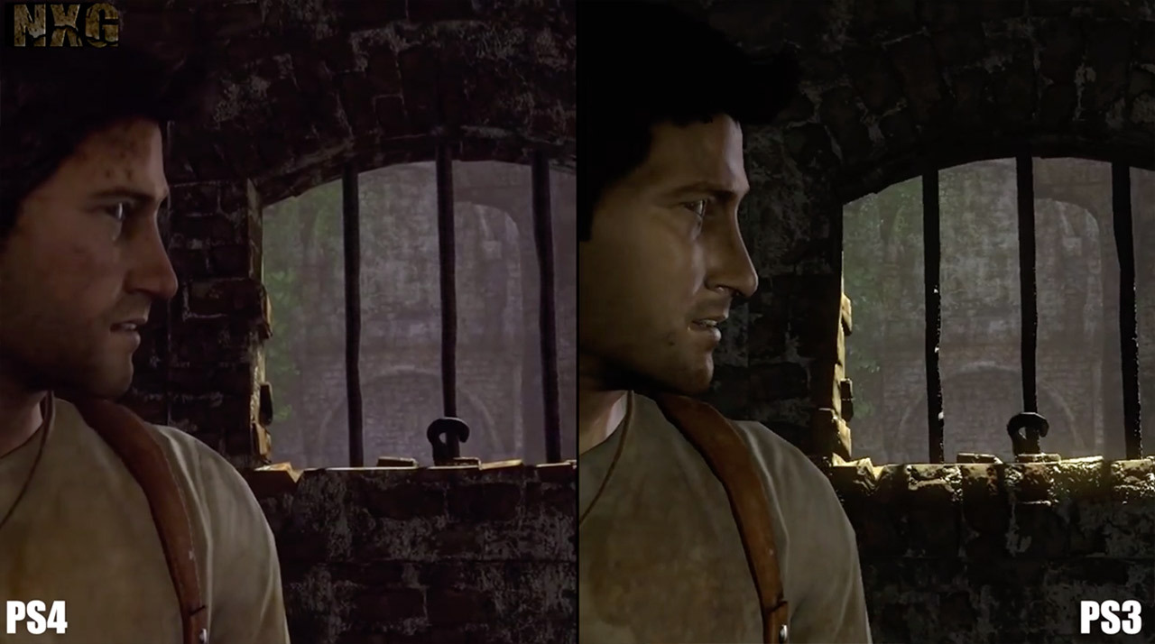 Uncharted Nathan Drake Collection Uncharted 1 Ps3 To Ps4 Analysis