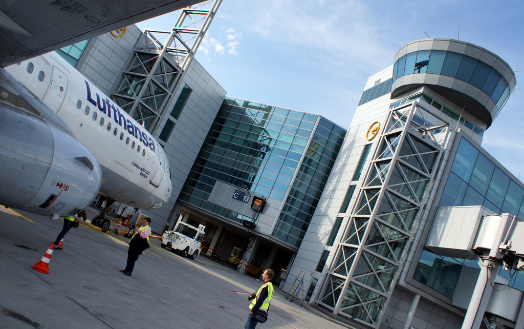 Terminal Condor Frankfurt