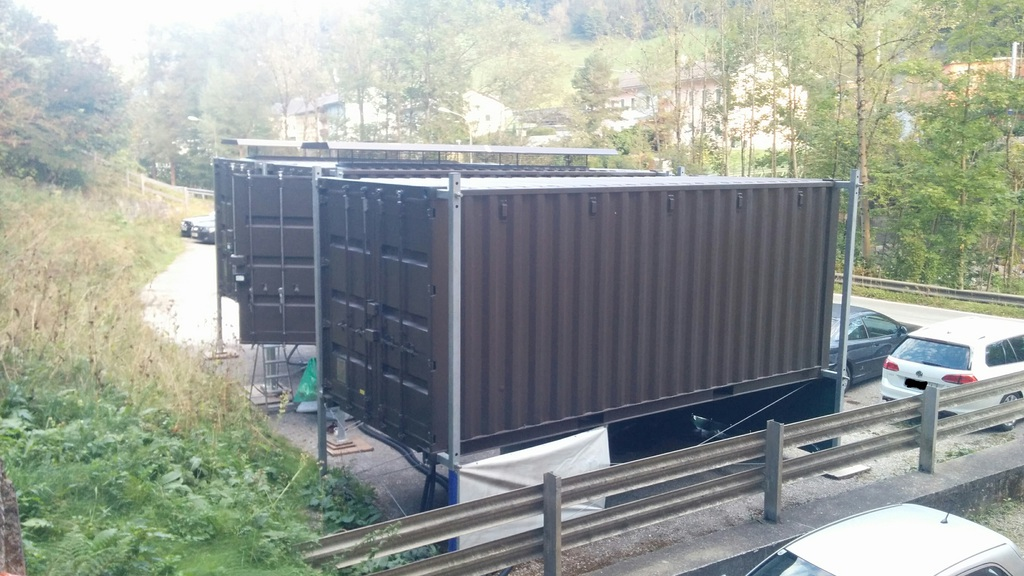 mining container by polivka gmbh. Black Bedroom Furniture Sets. Home Design Ideas