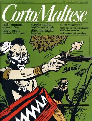 Corto Maltese 039 - Anno 04 Numero 12 (12/1986)