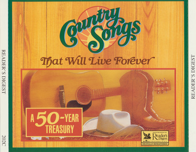 VA.Country Songs That Will Live Forever@320 Countrysongsthatwilllbnjiy