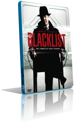 The Blacklist - Stagione 1 (2013) (Completa) DLMux ITA ENG  MP3 AVI