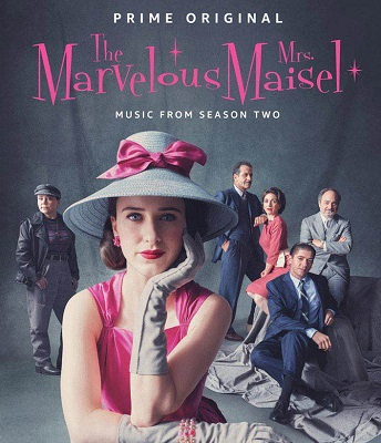 The Marvelous Mrs. Maisel - Stagione 2 (2019) (Completa) WEBMux ITA AC3 x264 mkv Cover-art-the-marveloioj2s