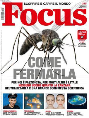 Focus Italia N.319 - Maggio 2019