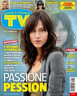 TV Sorrisi e Canzoni N.42 - 22 Ottobre 2019