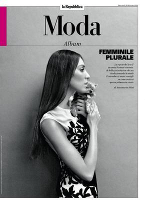 la Repubblica Album Moda N.1 - 19 Febbraio 2020