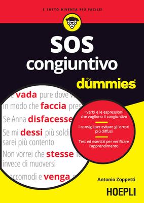Antonio Zoppetti - SOS Congiuntivo for Dummies (2016)