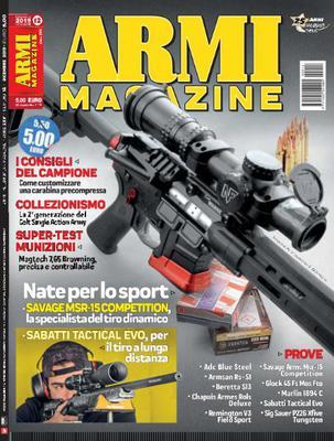 Armi Magazine - Dicembre 2019