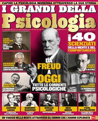 Conoscere La Storia Mega. I grandi della Psicologia N.8 - Agosto-Settembre 2019