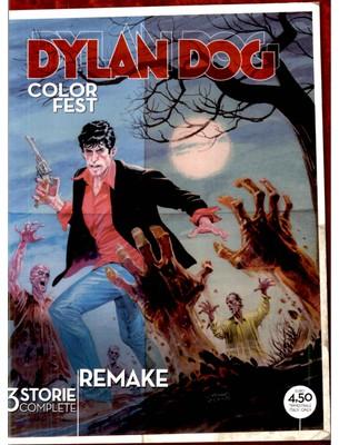 Dylan Dog Color Fest - Volume 18 (2016)