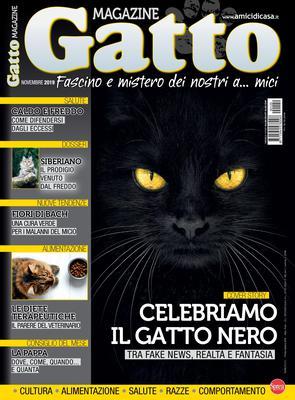 Gatto Magazine - Novembre 2019