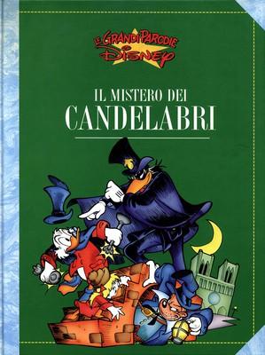 Le Grandi Parodie Disney - Volume 59 – Il mistero dei candelabri (1997)
