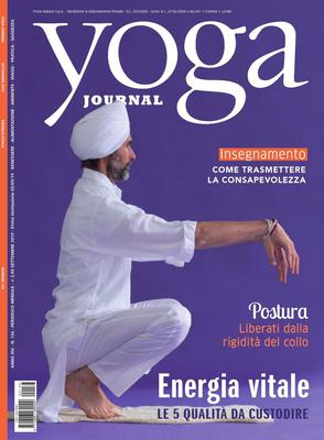 Yoga Journal Italia N.136 - Settembre 2019