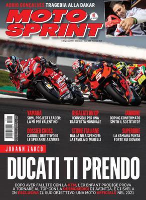 Moto Sprint N.2 - 14 Gennaio 2020