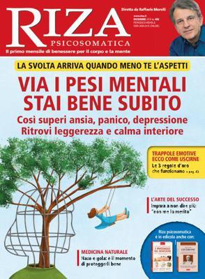 Riza Psicosomatica N.466 - Dicembre 2019