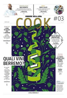 Corriere della Sera Cook N.3 – Novembre 2018