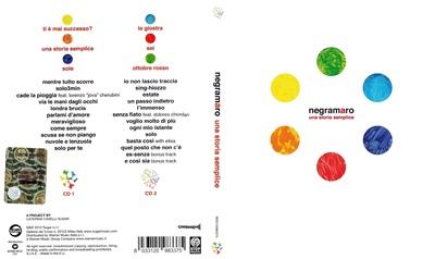 Negramaro - Una Storia Semplice (2012).Mp3 - 320Kbps