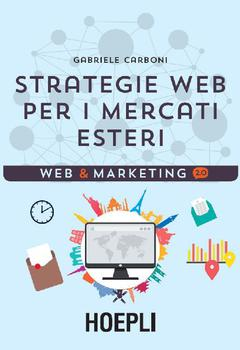 Gabriele Carboni - Strategie web per i mercati esteri (2016)