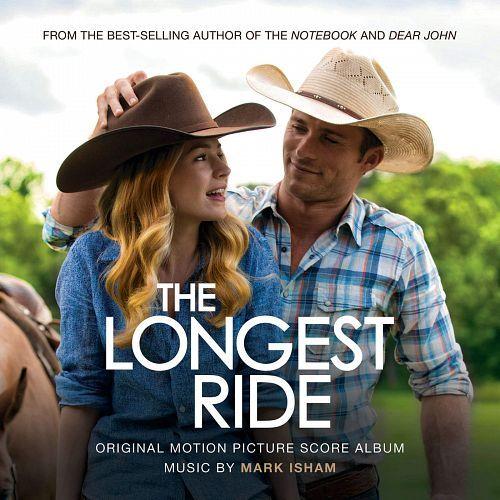 The Longest Ride - Mark Isham & VA (OST) (2015) [M4A @256]