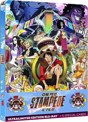 One Piece - Stampede Il Film (2019) .avi AC3 BDRIP