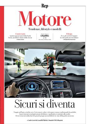la Repubblica Motore N.11 - 12 Febbraio 2020