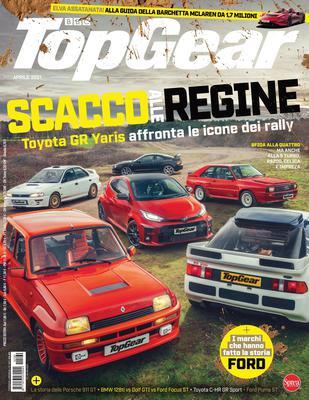 BBC Top Gear Italia – Aprile 2021