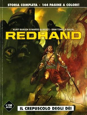 Redhand - Il Crepuscolo Degli Dei (2016)