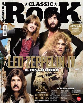 Classic Rock Italia – Agosto 2021