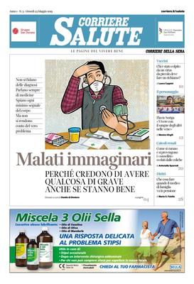 Corriere Salute N.3 - 23 Maggio 2019