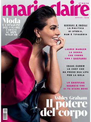 Marie Claire Italia - Aprile 2019