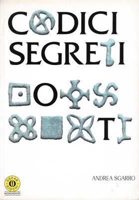 Andrea Sgarro - Codici segreti (1989)