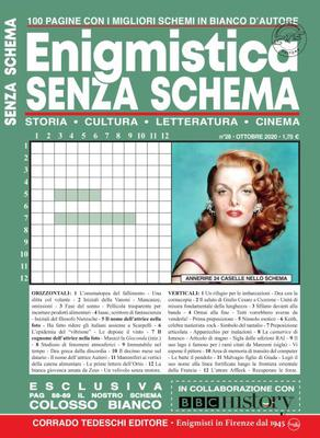 Enigmistica Senza Schema N.28 - Ottobre 2020