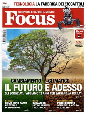 Focus Italia N.314 - Dicembre 2018