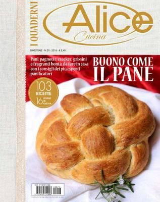I Quaderni di Alice Cucina - N.29 2016